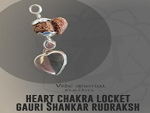 Heart Chakra Locket